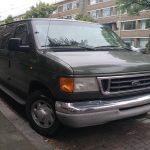 Ford E-350 Large Van